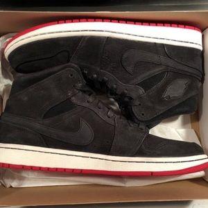 Air Jordan 1 Black & Red. Brand new